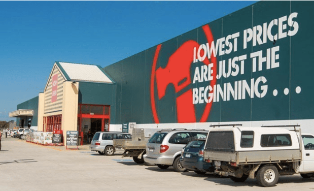 Bunnings Warehouse Value Proposition