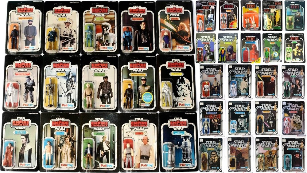George Lucas Kenner Toys