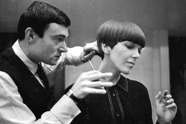 Vidal Sassoon Michael Caine