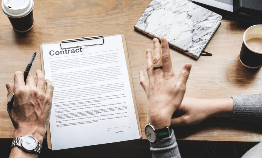 agreement versus buy in