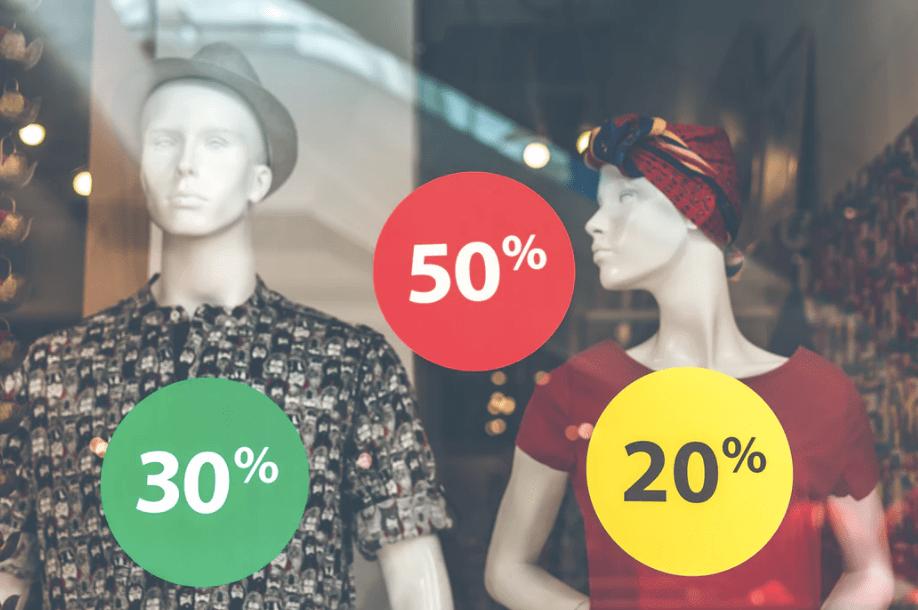 sales and margins