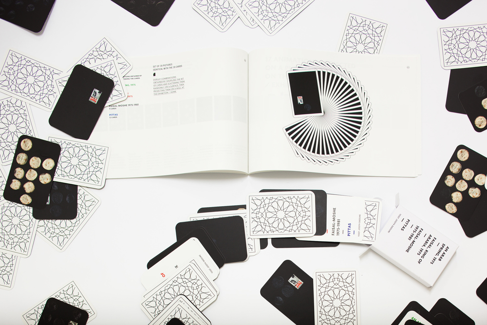 The Manual, the Cards, 2014 Photographer :