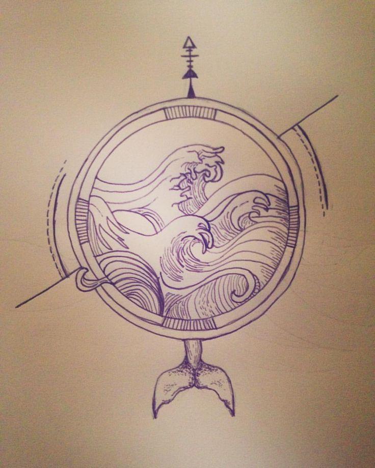 ca958f2790e8e6827c1894725f457a0b--compass-rib-tattoo-ocean-tattoo.jpg