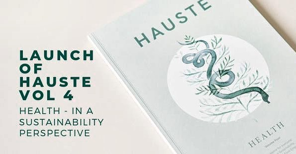 Aloha latest edition of @hauste_magazine! Excited to participate on this strong female panel for the launch of Hauste Vol IX with New Story Hub and @klimafestivalen112! Educate yourself on the hidden connections between health, deep ecology and wholeness in a planetary perspective at @skippergata.oslo ~ Jan 22 at 18.00. 🙌🏽🍃Joined by @mira.becklau @maja.thune @foodstudio ++ #oslove #ayurveda #helhet #yoga #sustainability #soulfood #naturalmedicine #energy #health #regeneration #deepecology