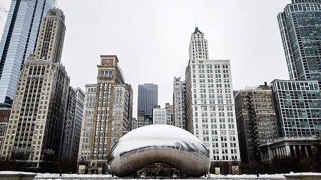Stay safe in the polar vortex, @chicago