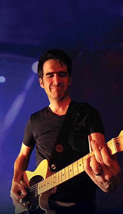 TOBIAS NOE Gitarre