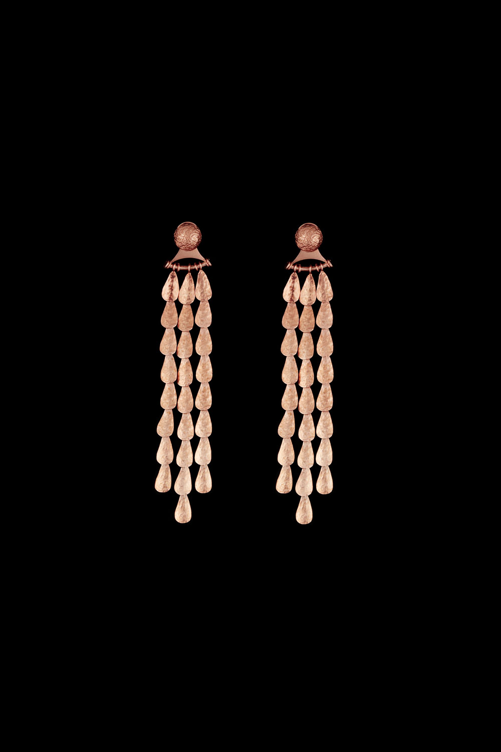 Earrings - Lunar Drops