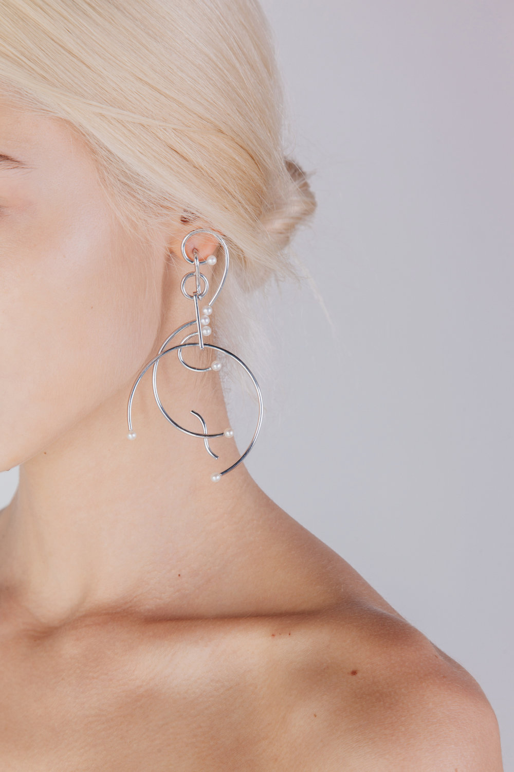 Triton - Earrings