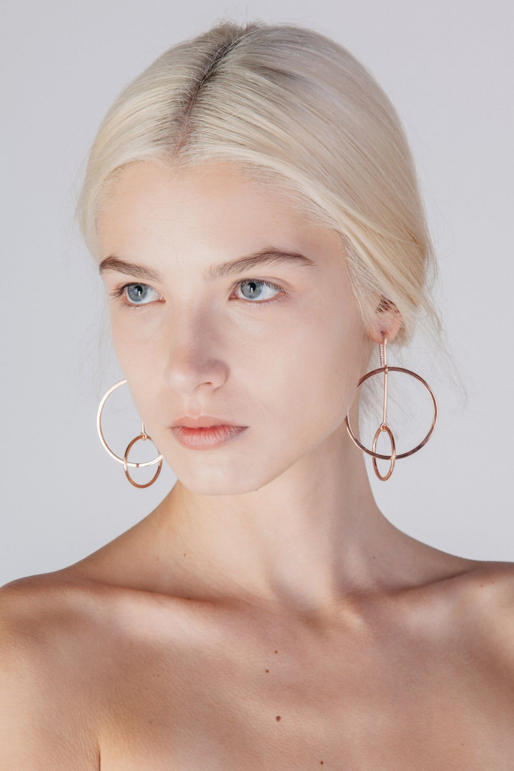Costantza's Hoops - Earrings