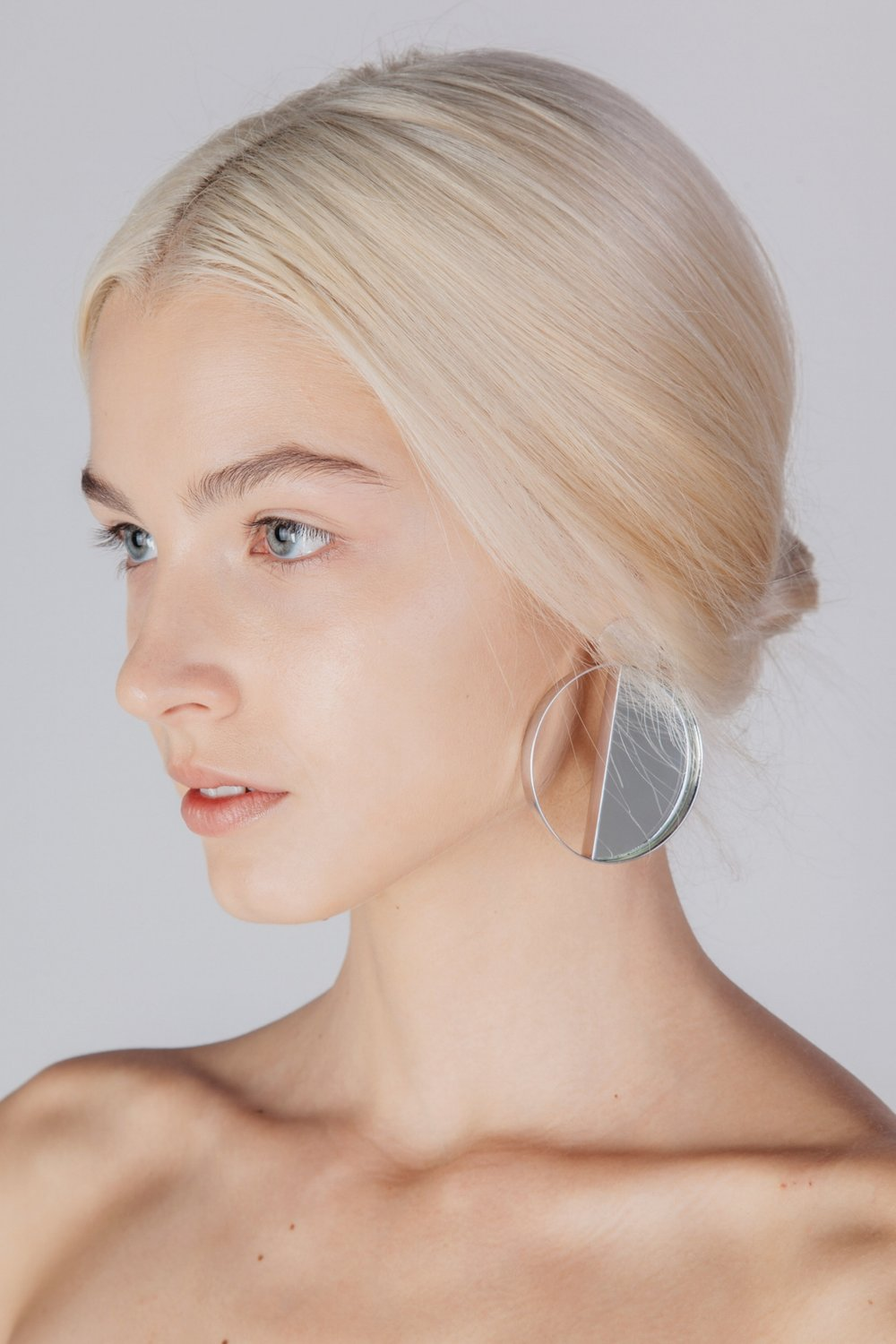 Reflector I - Earrings