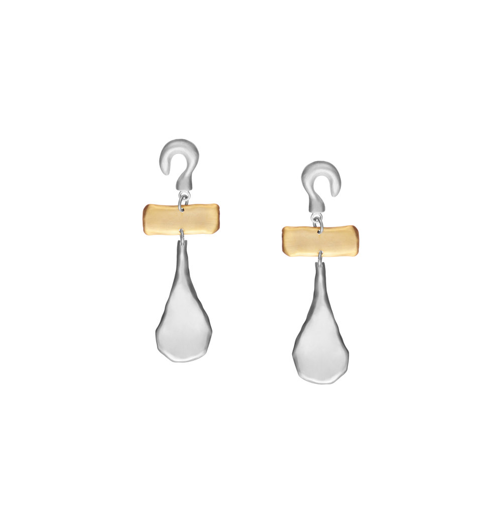 Hook & Drop - Earrings