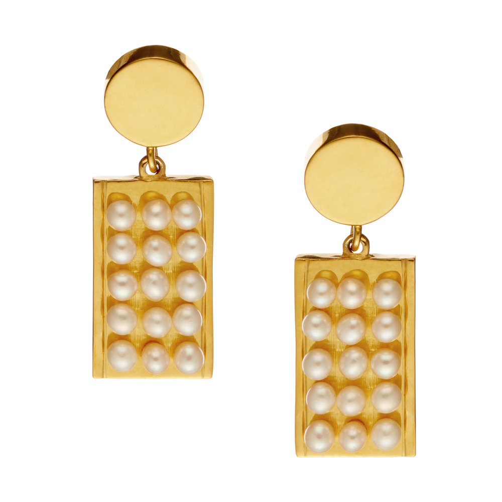 Marquee Minor - Earrings