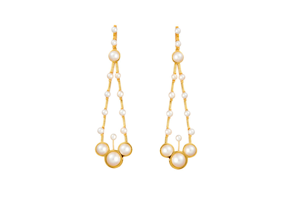 Neried Drops - Earrings