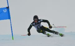 Theo at GS Champs, Coronet Peak NZ