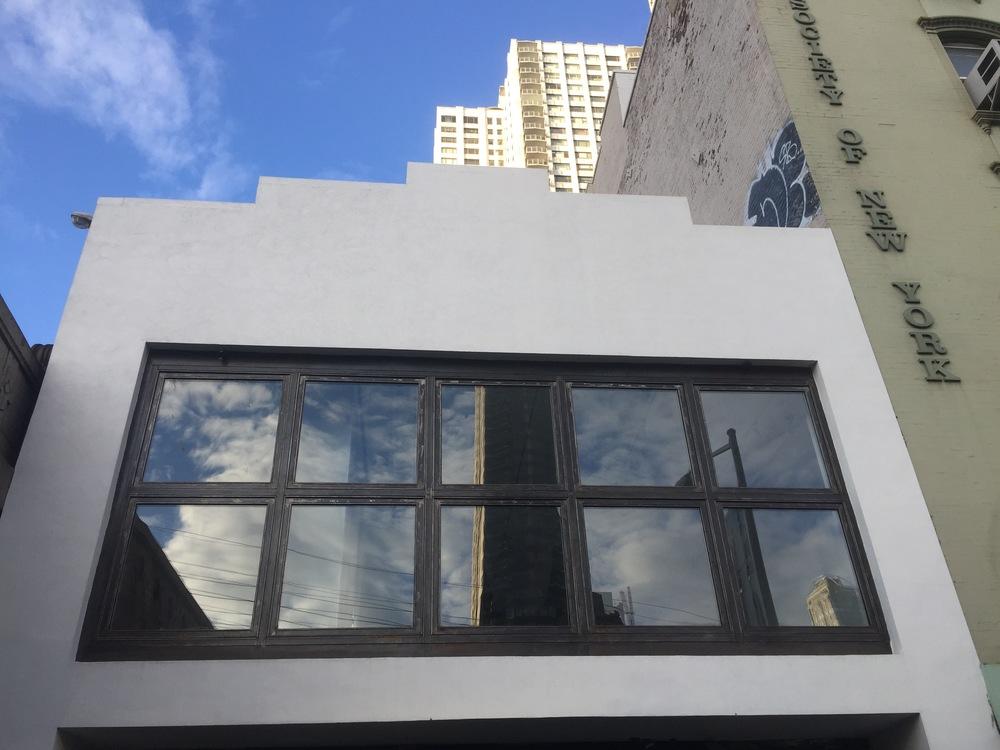 steel window door system, Esat Side NYC