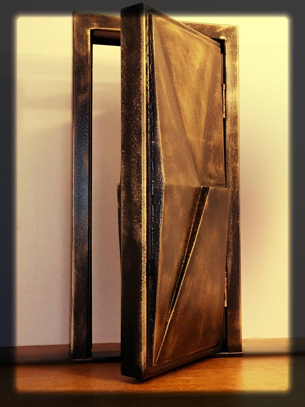 3D Metal Door Prototype