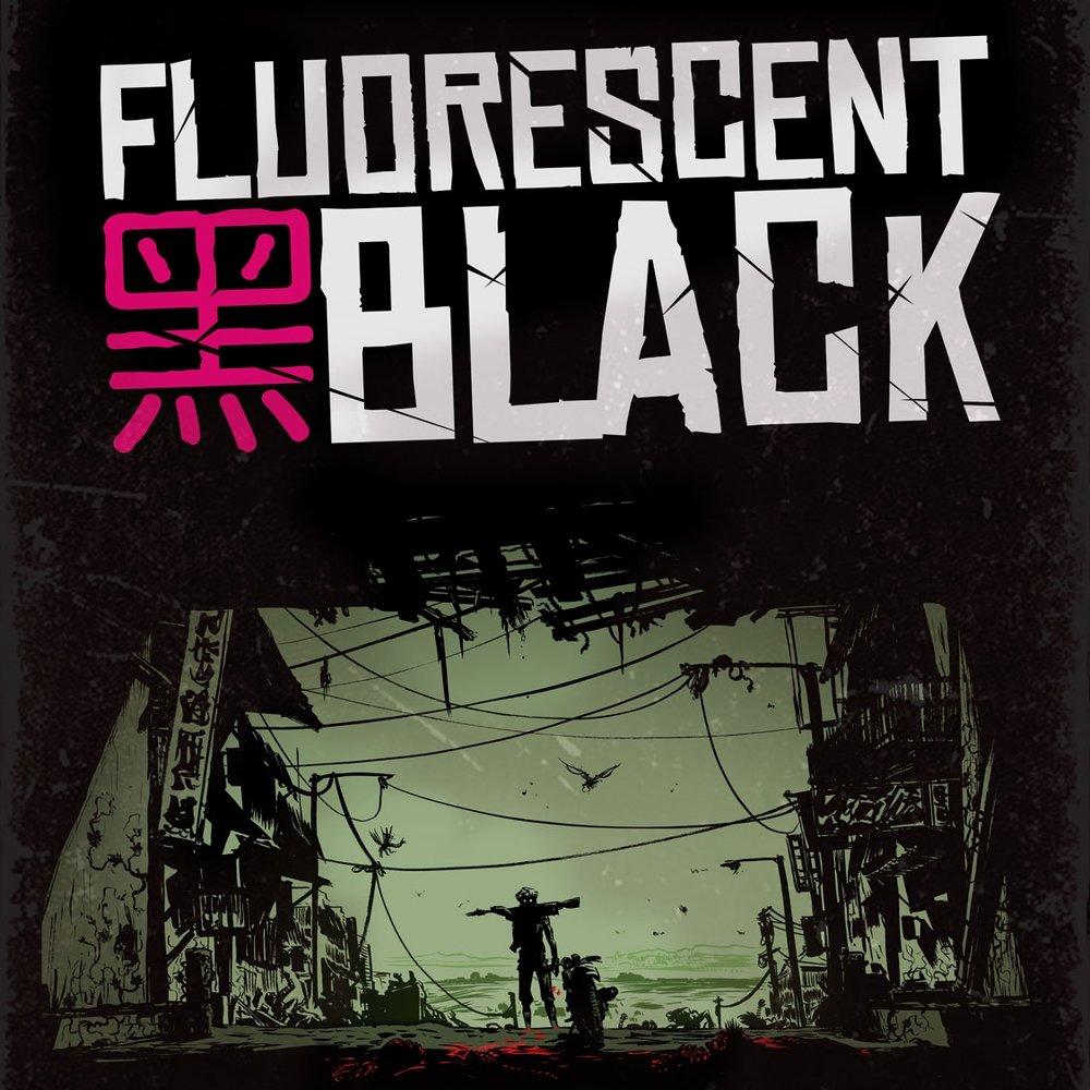 Fluorescent Black -