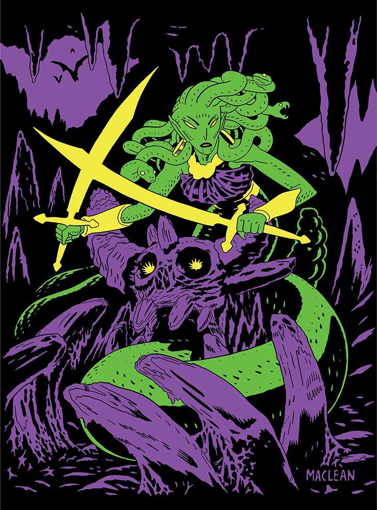 Gorgon poster