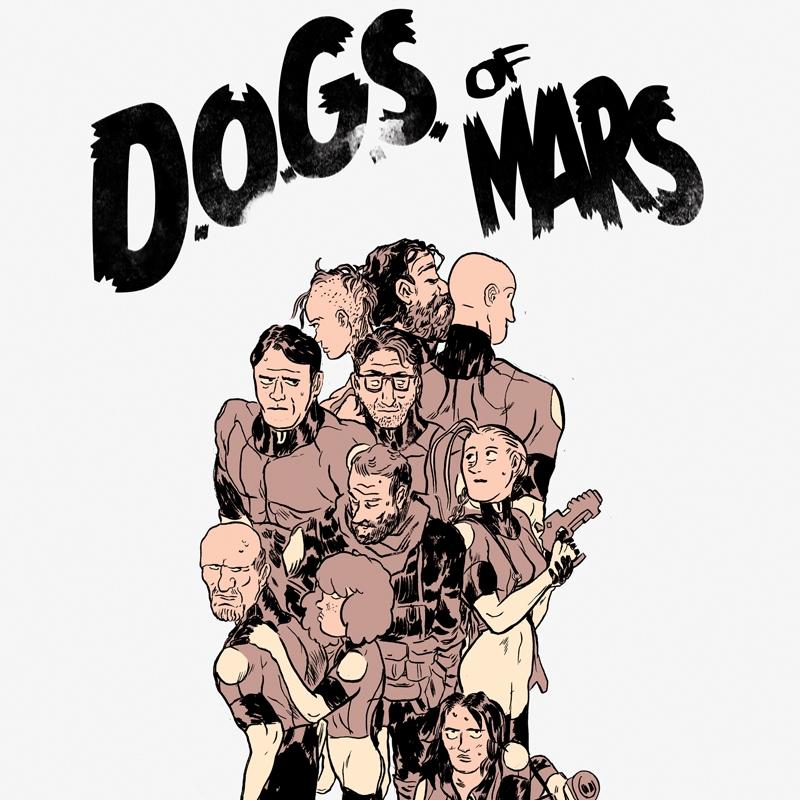 D.O.G.S. of Mars -
