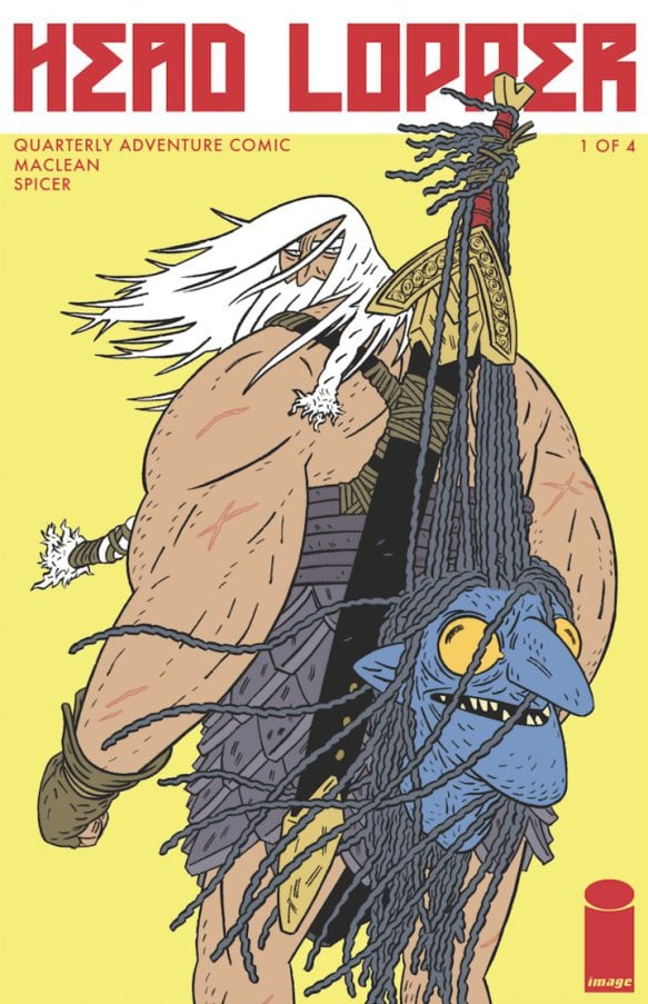 Head Lopper #1 cover