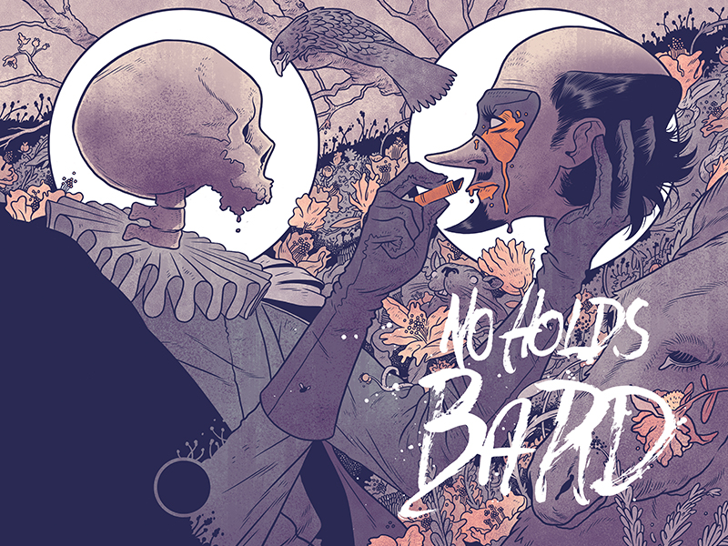 No Holds Bard cover
