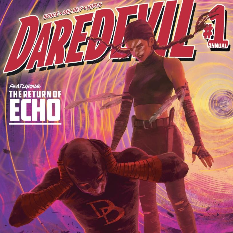 Daredevil Annual - NEW
