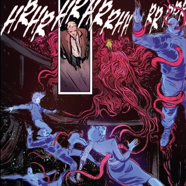 Constantine: The Hellblazer - NEW