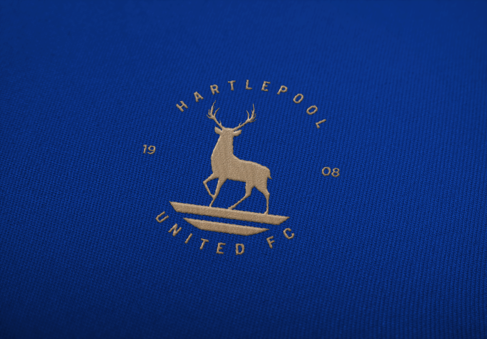 Hartlepool United FC Crest