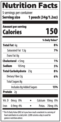 Oatmeal Bite_Chocolate Chip_Nutrition.png