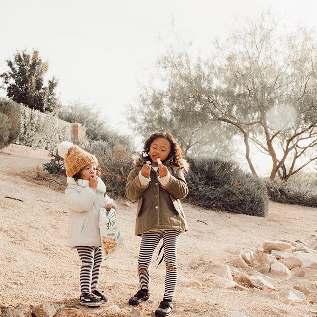 """How's holiday shopping going with kids in tow? @kikhaly was brave enough to attempt this on Black Friday, """"I thought shopping alone with 3 kids was doable and it totally was...for about 1.5 minutes!""""#pgofamily"""