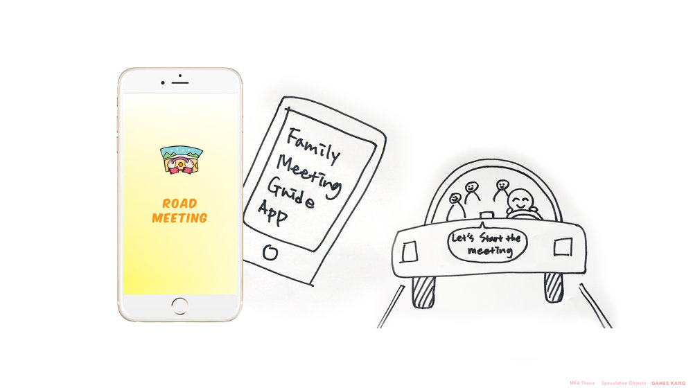 His talk inspired me to design an app or counseling service for families to have a short and productive family meeting in the car as parents are taking children to schools.