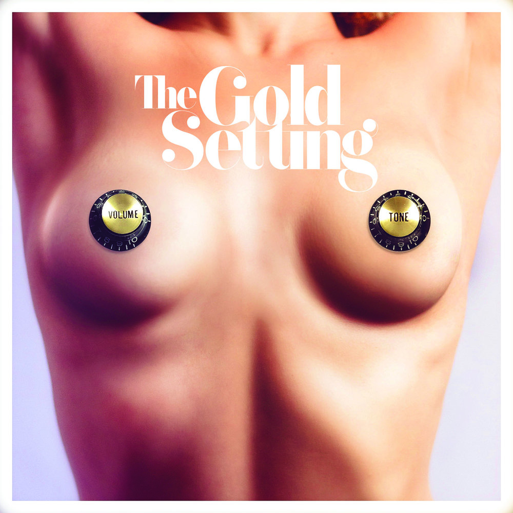 The Gold Setting EP Cover Art