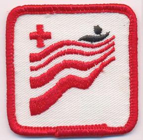RC Swim badge