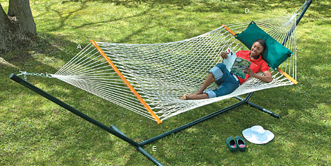 Deluxe Hammock Lee Valley