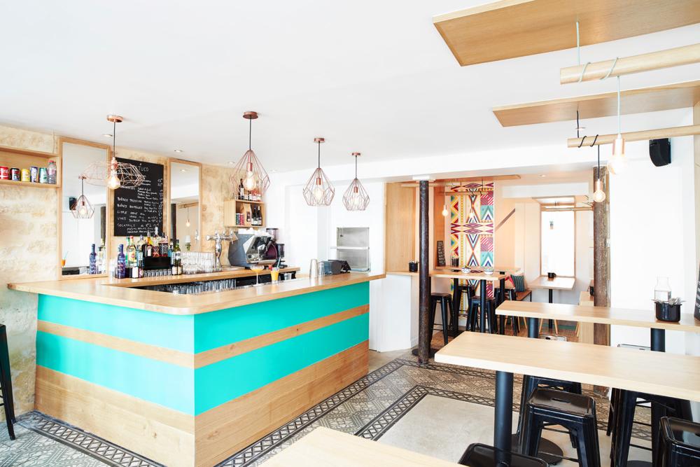 Patuco restaurant paris 11 canal saint martin crédits Alexis Cottin
