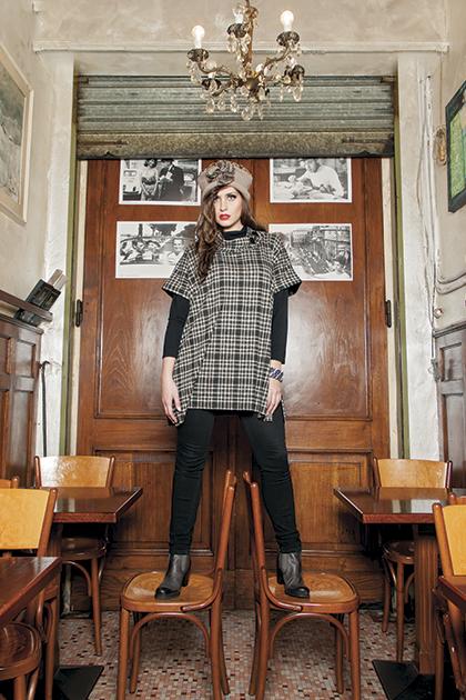 Paola Davoli 2016 autumn winter collection at Genesis Milan