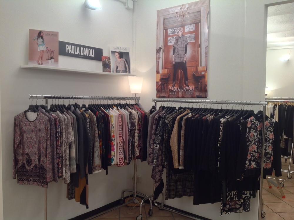 Genesis Fashion showroom via comelico 3 Milano