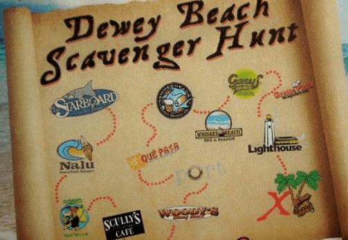 Dewey-Beach-Scavenger-Hunt-2013-Lindy-Promos.jpg