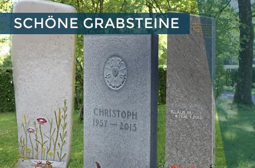 Schöne Grabsteine | Steinmetzstatt Schlienz - Ihr Steinmetz für´s Allgäu