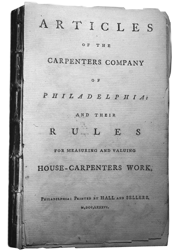 rule book cover