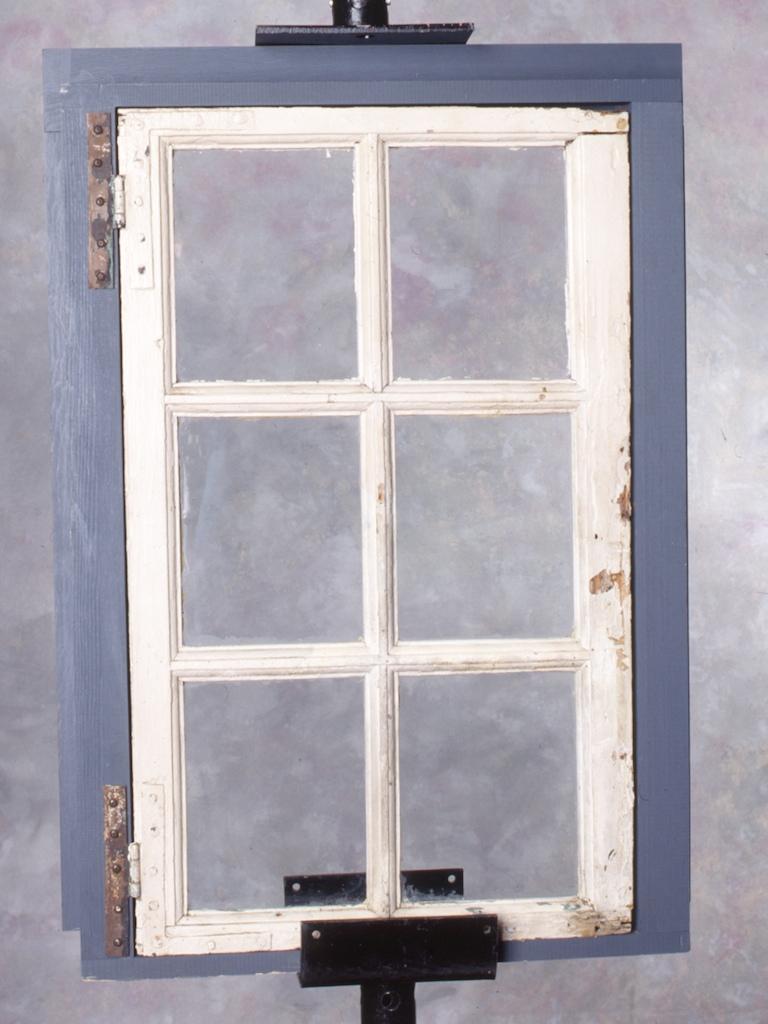 Eighteenth century historic preservation education for 18th century window