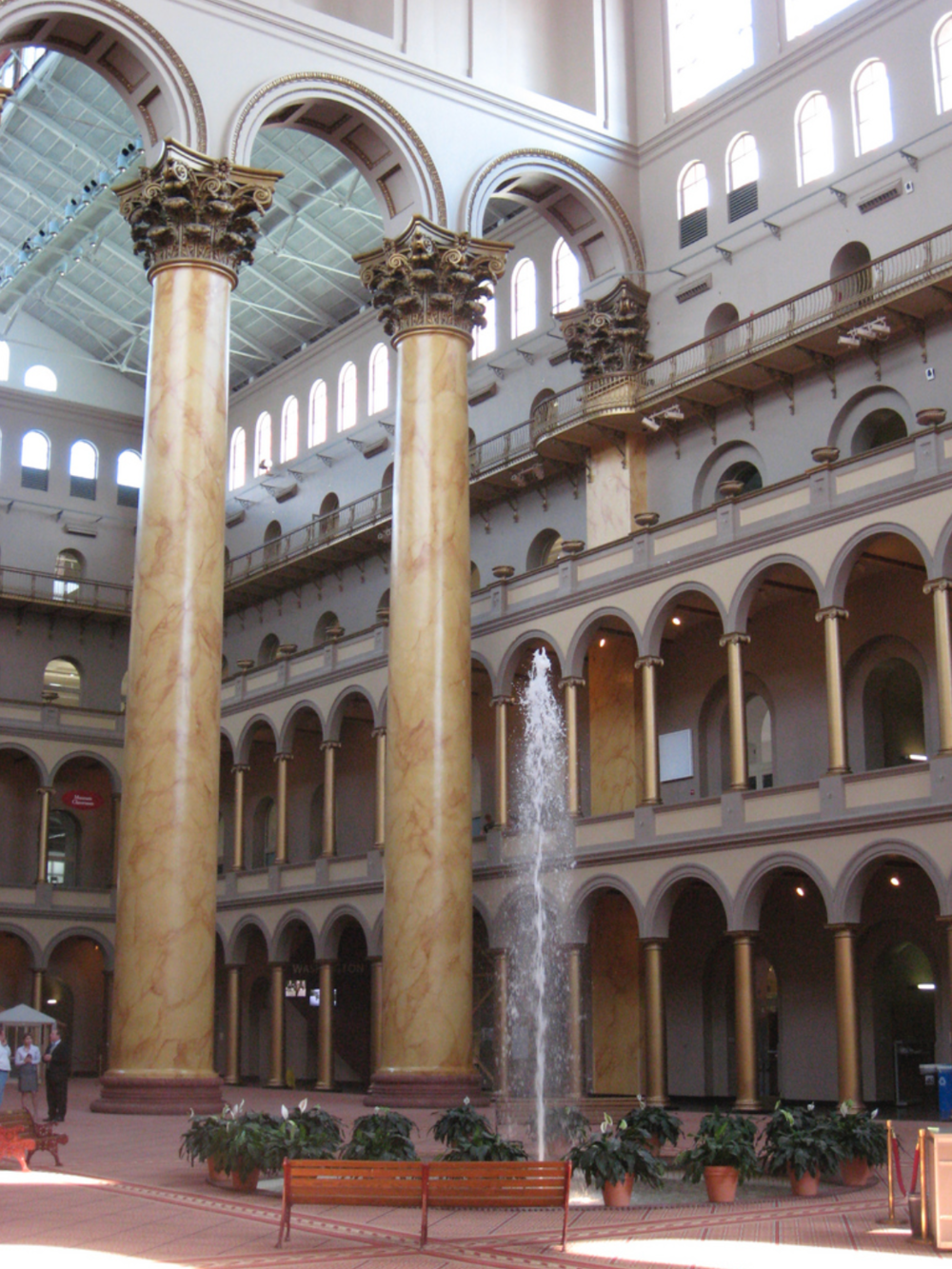 National Building Museum-Photo by JosephA-Flickr