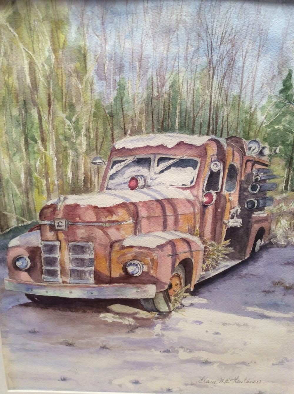Fire Truck   $300