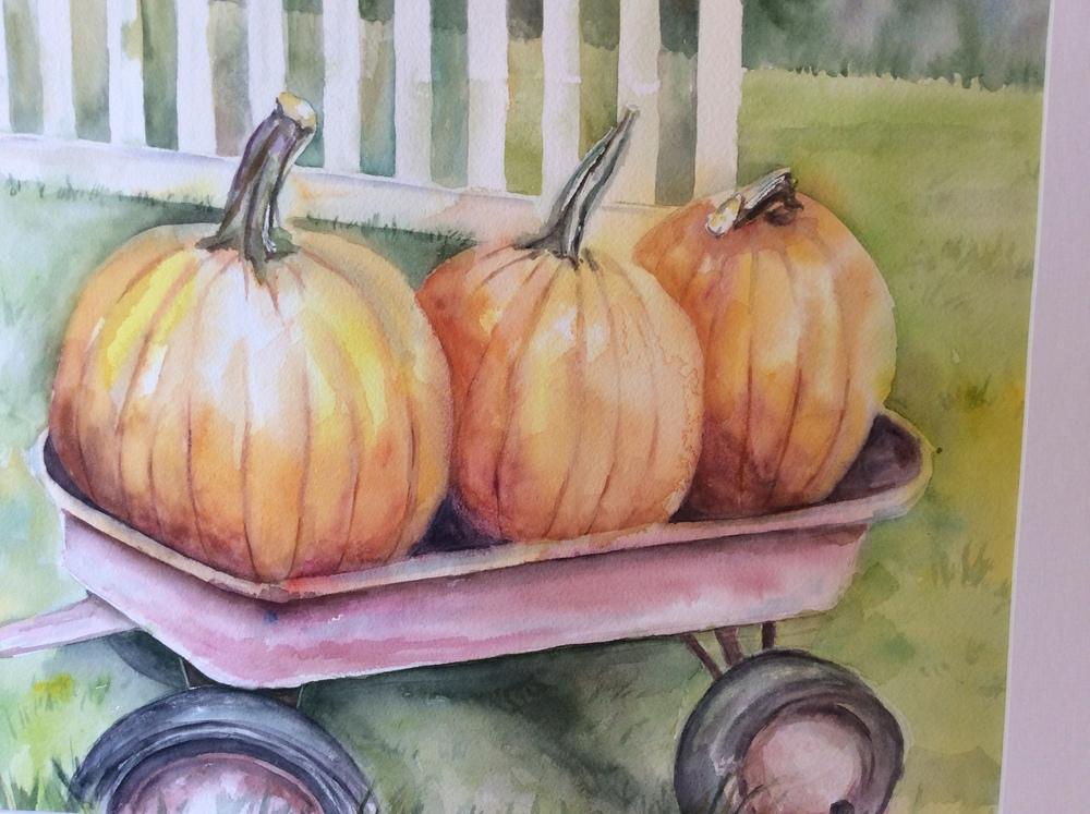 Pumpkins   $250.