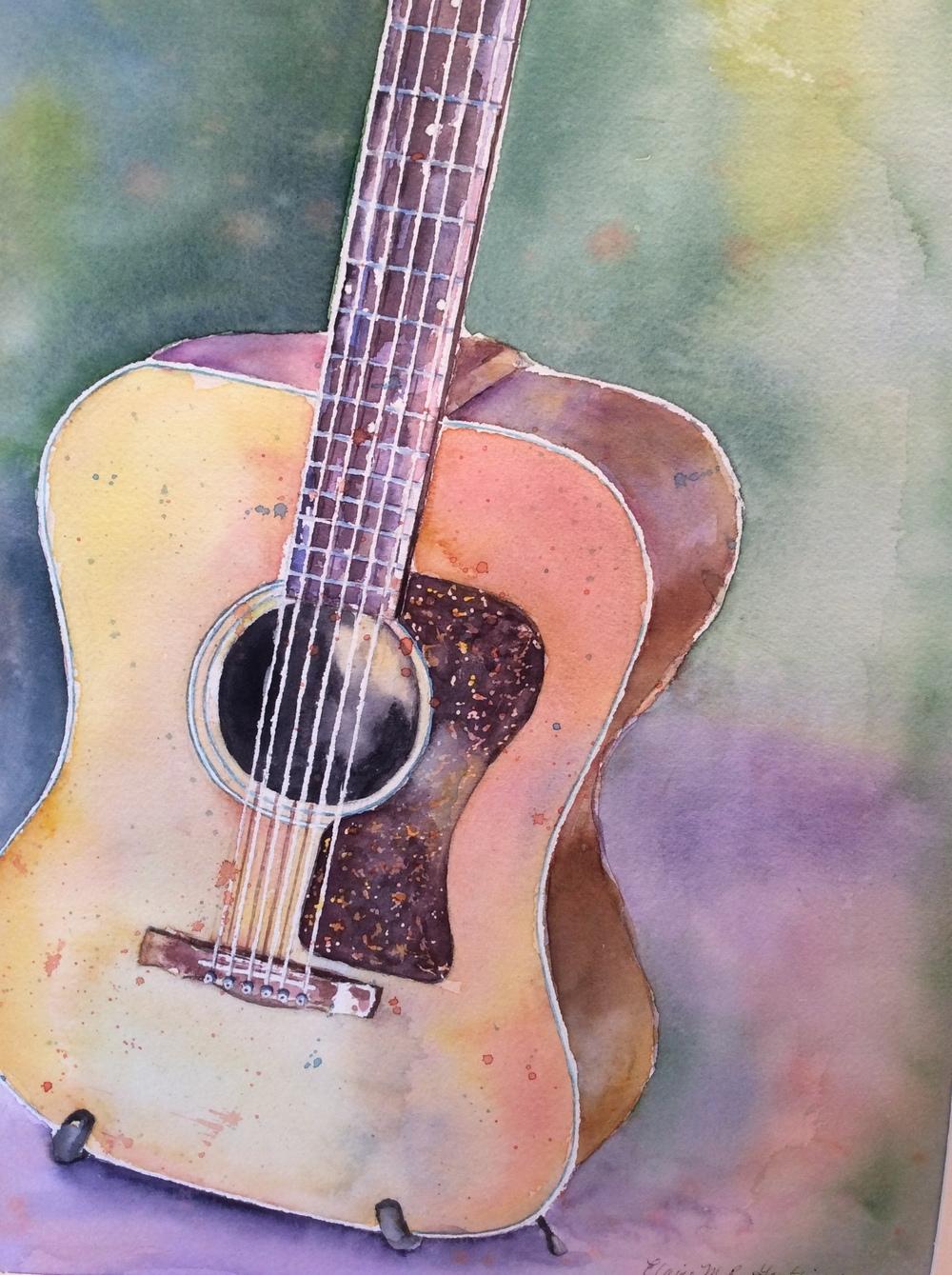 Guitar    $250.