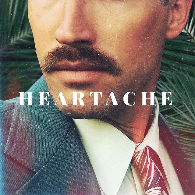 RELEASE DAY: Heartache releases everywhere today; by my good friend Amick Cutler. I got the chance to rip some 80's drums on this record and it was a fun one to be a part of. Produced and mixed by the wizard, @jeremy_sh_griffith. Go check it out! P.S. - I'll be playing a release show with Amick and friends tonight @7PM at the Upperroom, Pensacola FL.