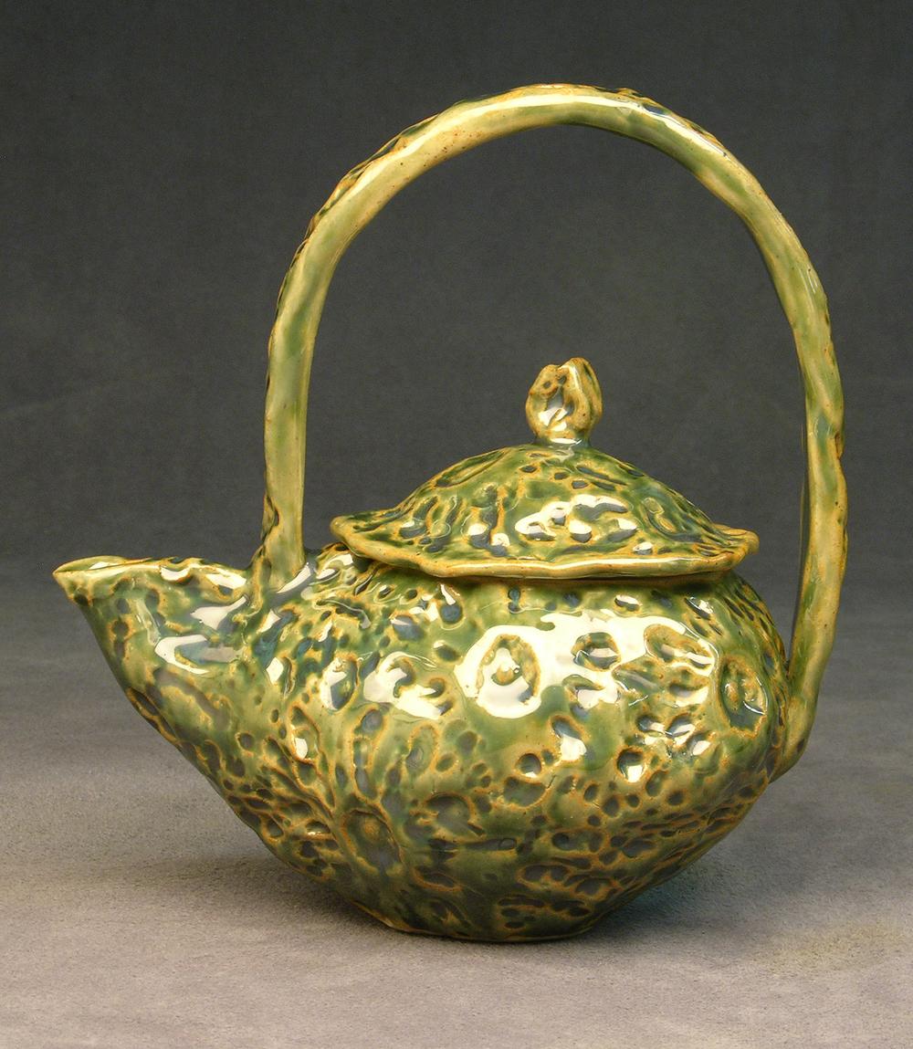 teapots — Susan Nelson Pottery