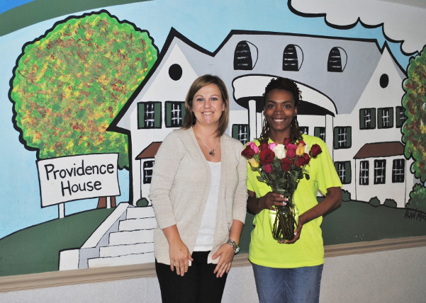 Providence House_ShreveportLA_Jennifer Cleghorn and resident.jpg