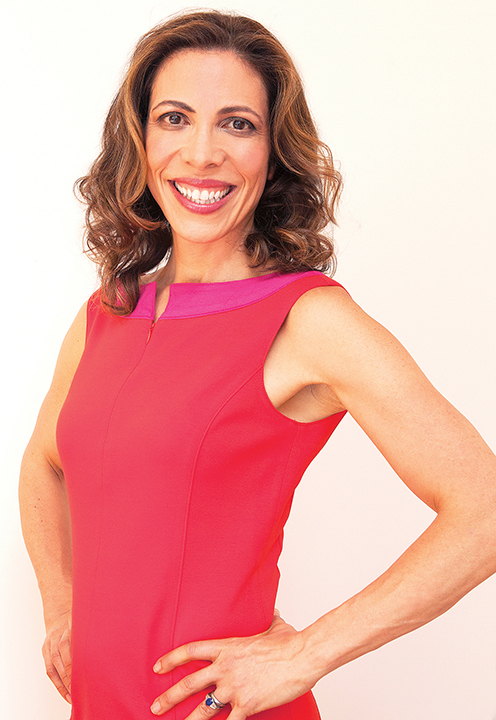 Linda Rottenberg. (Photo by Tim Francis.)