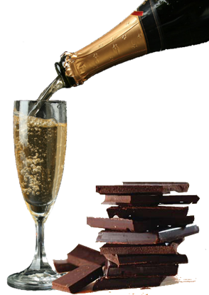 chocolate & bubbles - Rachael Thompson.png